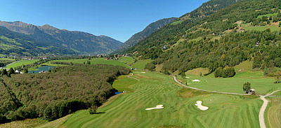 Golf in Gastein