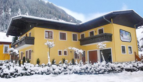 Appartement in Gastein
