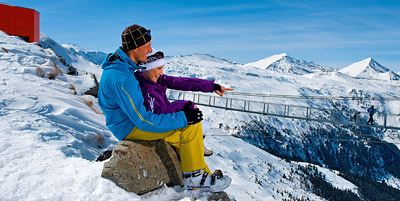 ski vacations in Gastein ind the austrian alps