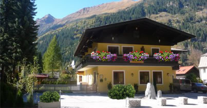 Apartments and holiday flats in Bad Gastein
